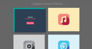 hover effect using css3