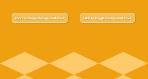 Change Background Color On button Click using Javascript